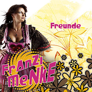 CD Cover FREUNDE